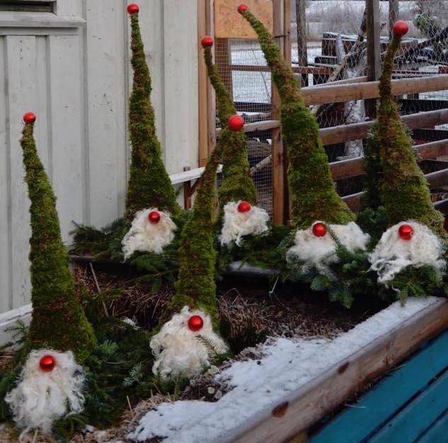 lager julenisser