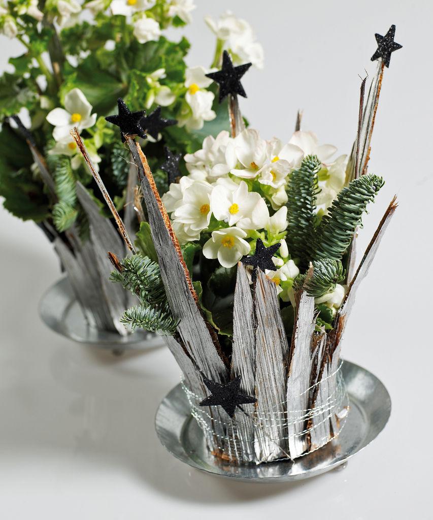 JULEBLOMSTER: Gir du juleblomstene dine godt stell, får du glede av dem også etter jul (FOTO: Opplysningskontoret for blomster og planter)