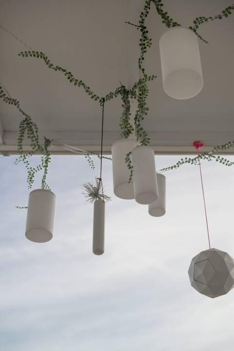 Stylist Birgitta Roald har en balkong på 6 kvadrat. Her er hennes enkle råd til hvordan du utnytter plassen på balkongen aller best.