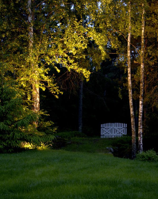Når kveldene blir mørkere kommer utebelysning til sin rett og kan forlenge bruken av uterommet utover høsten og vinteren. Sjekk hvordan du bruker utelys.