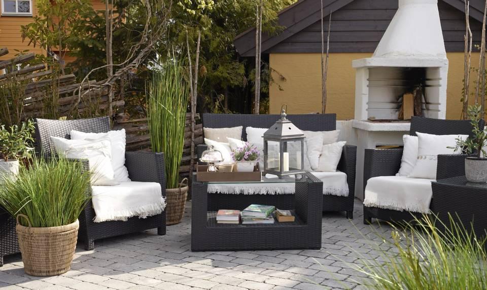 Finn din favorittstil! Her er seks terrasser med smarte tips til løsning for deg som skal innrede terrasse.