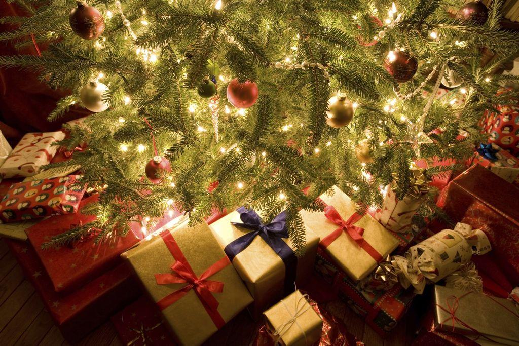 Slik unngår du at juletreet drysser.