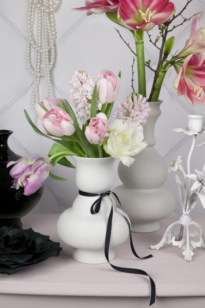Tulipan er den aller mest populære snittblomsten i Norge.