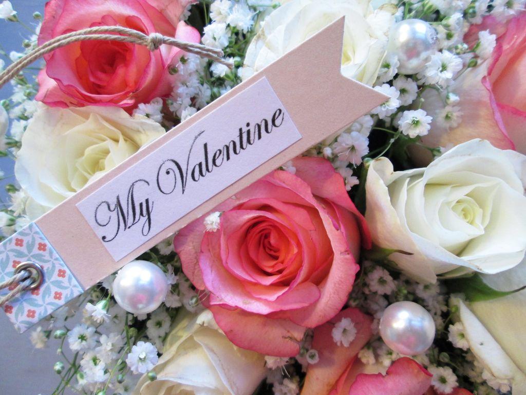 Her kan du finne tips til hvordan du kan lage en romantisk dekorasjon til Valentines dagen.