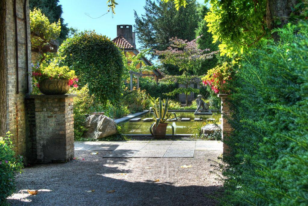 Ønsker du en grønn og frodig hage, er det viktig å dekke til de vintergrønne plantene dine nå. Foto: Colourbox