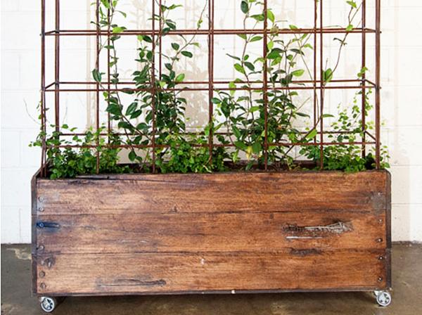 9 flotte plantekasser til hagen eller terrassen.
