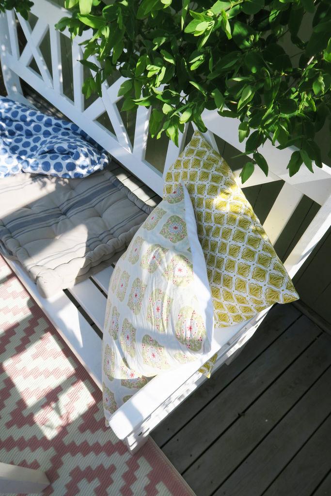 Tips til hva du kan gjøre for å forberede sommeren på uteplassen din.