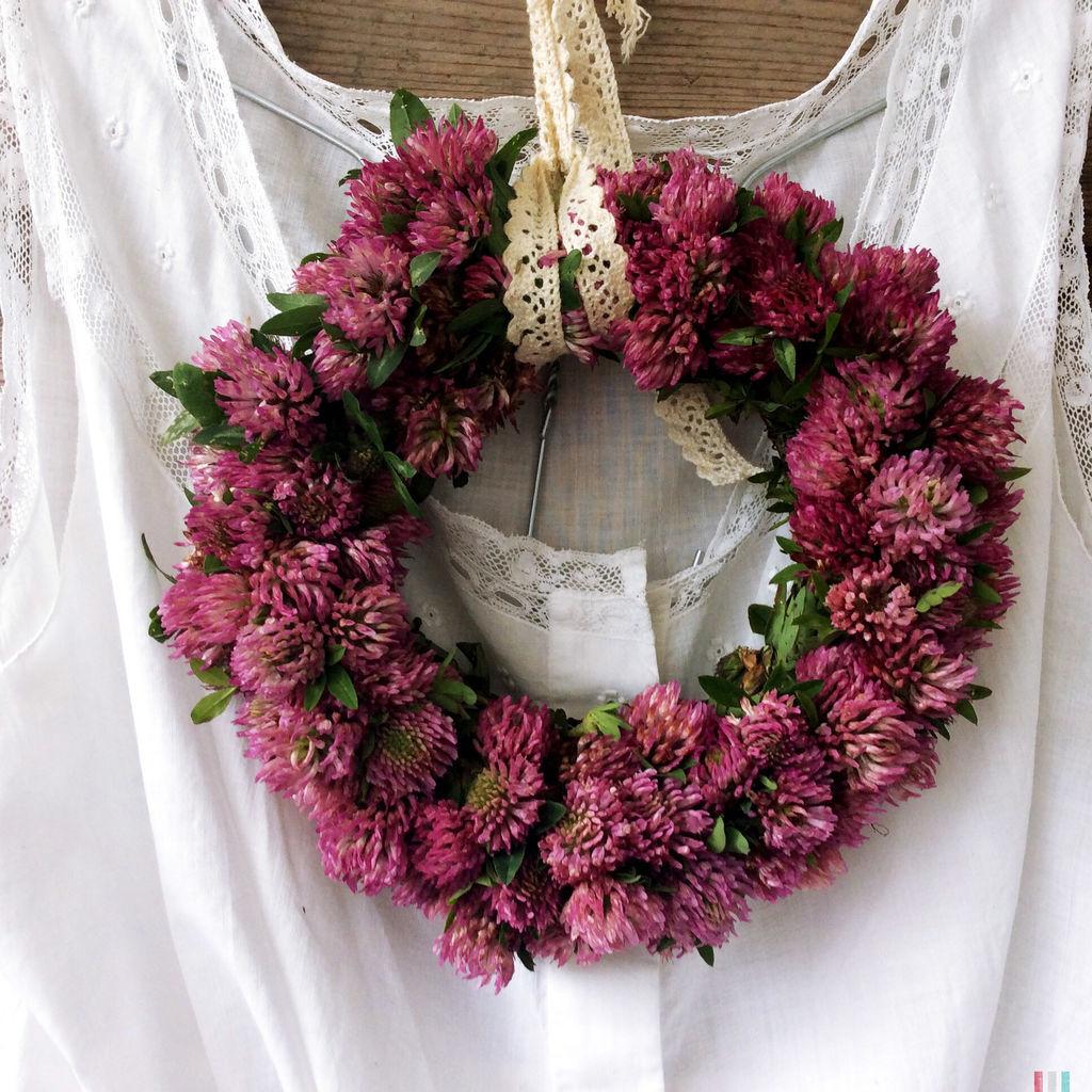 Blomsterkrans-Trude Lindland