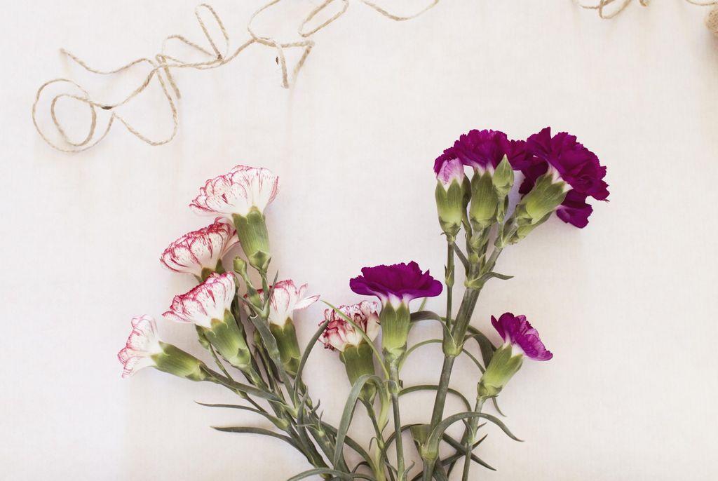 Å tørke blomster er en enkel og vakker måte å bevare sommeren på.
