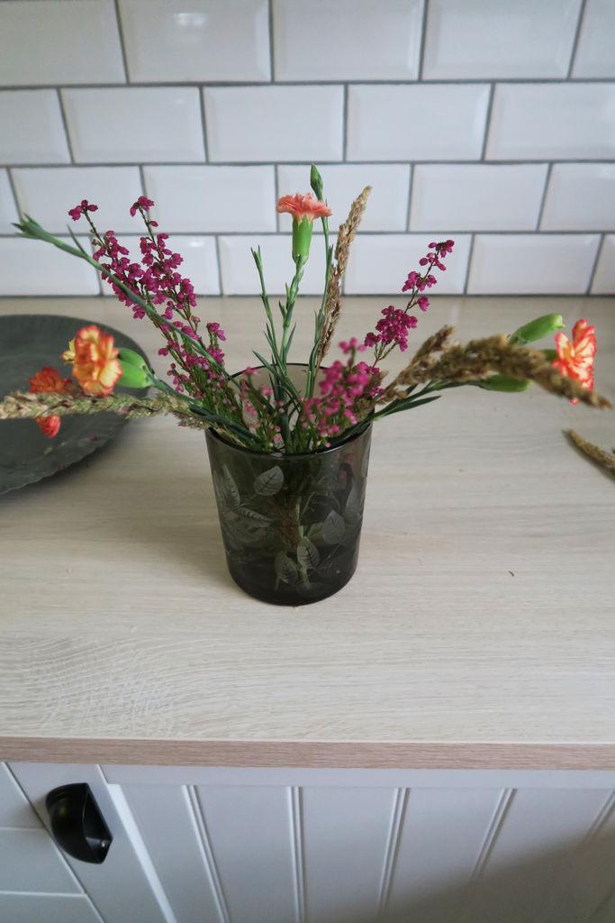 Tips til hvordan du kan sette sammen en høstlig bukett.