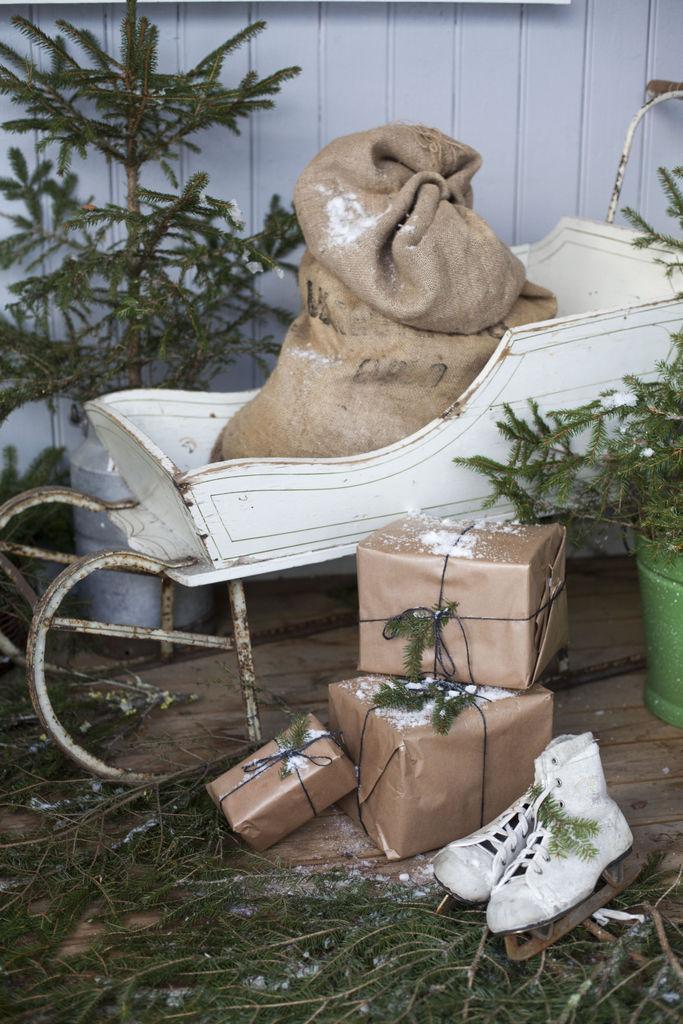 Julepynt - Trude Lindland